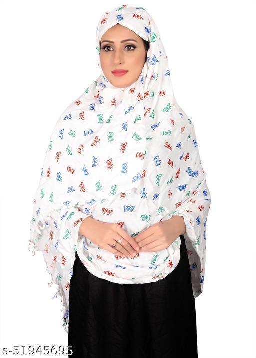 Av Creation Fashion Girls And Women's Fancy Viscos Fabric Printed Dupatta