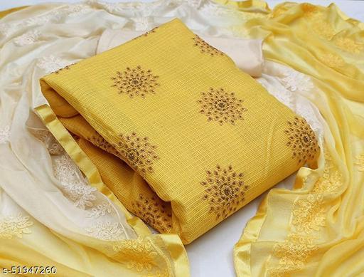 Banita Pretty Semi-Stitched Suits
