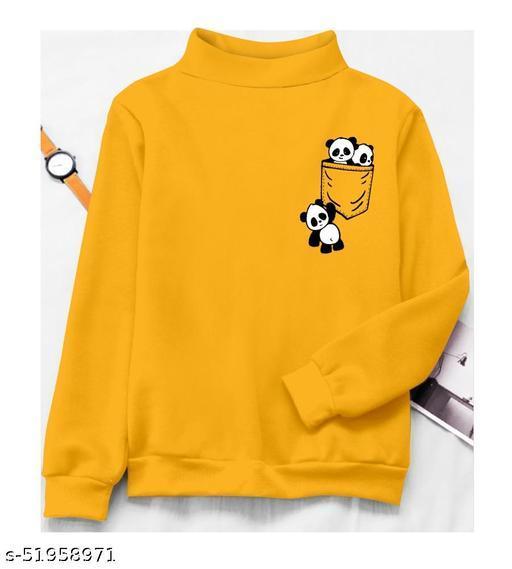 Women Cotton Regular Fit Sweatshirt