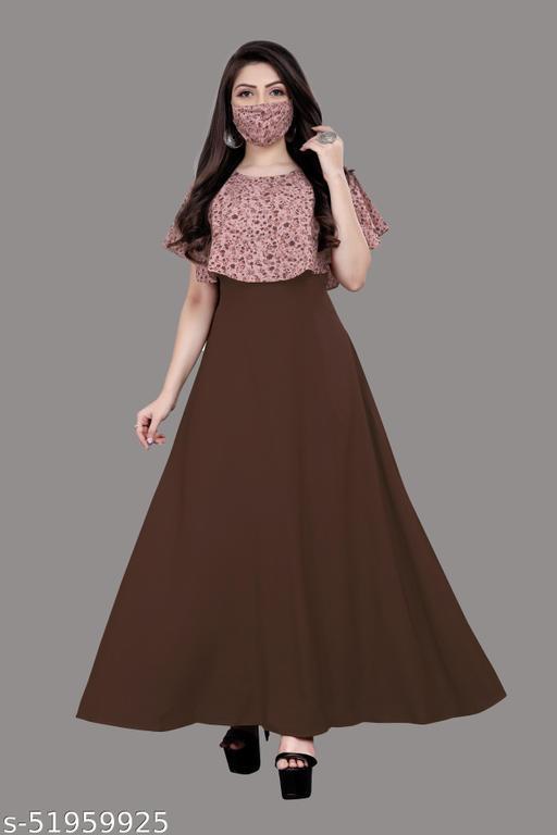 PS Womens PolycrePS Maxi Dress sleeveless