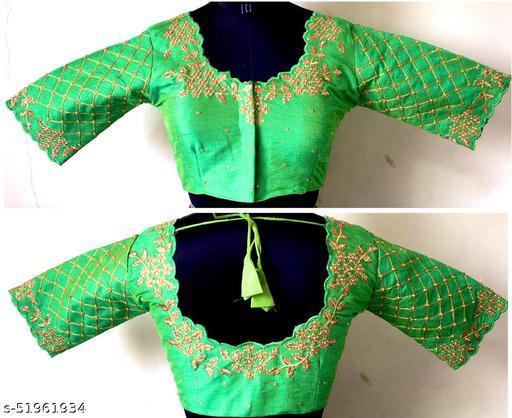 Trendy Embroidery Designed women's Wear Blouse