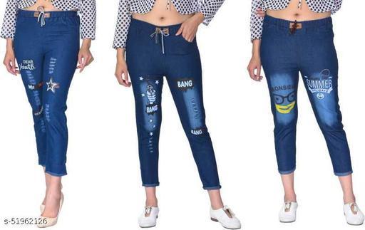 Pretty Retro Women Jeans