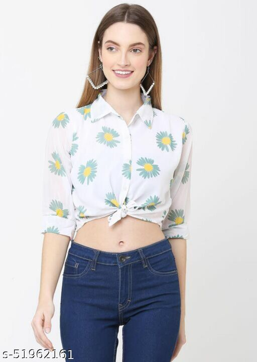 Pretty Elegant Women Shirts