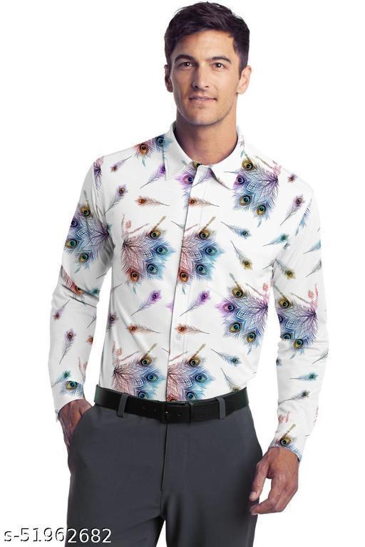 Men's Digital Printed Shirt
