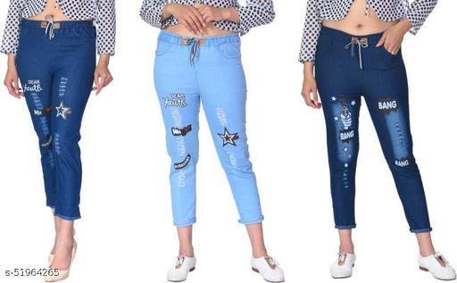 Classic Fashionable Women Jeans