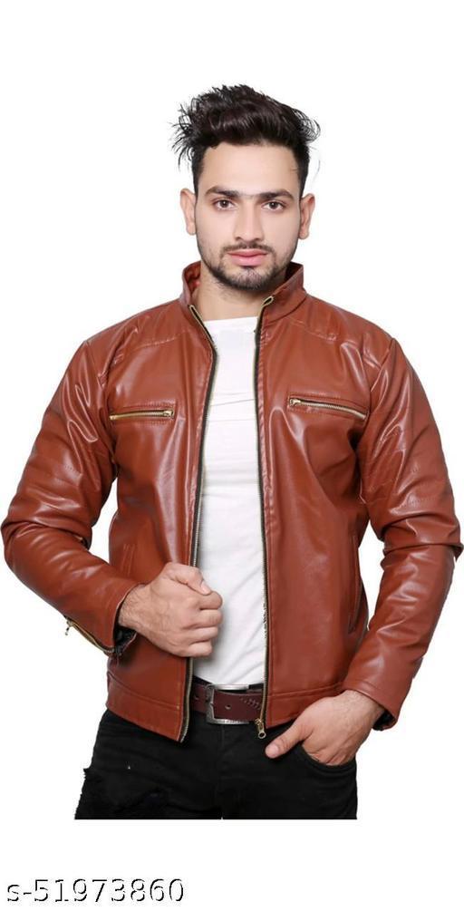 Urbane Elegant Men Jackets