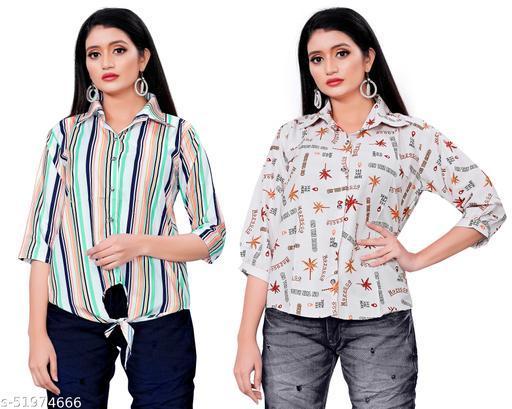 Classy Fashionista Women Shirts