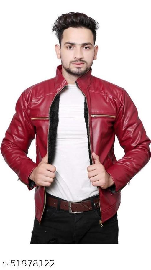 Urbane Retro Men Jackets