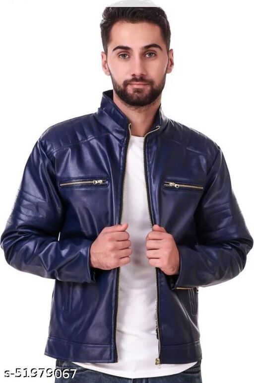 Fancy Ravishing Men Jackets