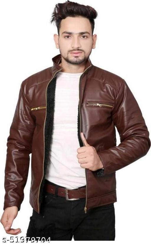 Classic Fabulous Men Jackets