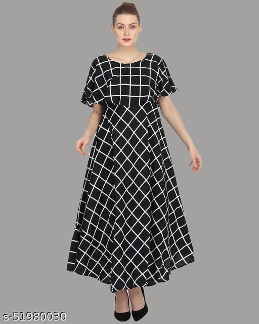 RI Womens Polycrepe Maxi Dress sleeveless