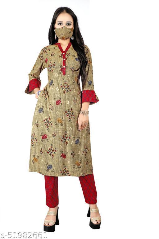 Chitrarekha Fashionable Women Kurta Sets