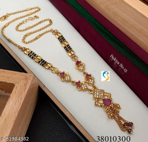 New design premium quality high gold plated ad diamond ruby stone designer ms.