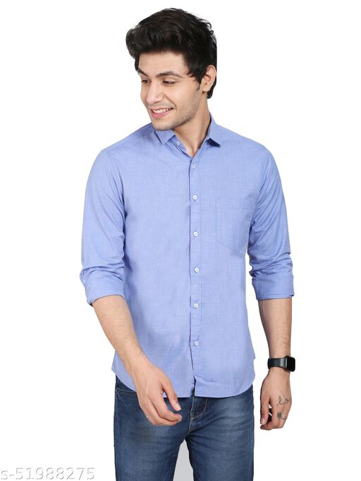 Sydney Heights Men's Casual Shirts ( Available in Multiple Colors and Sizes )
