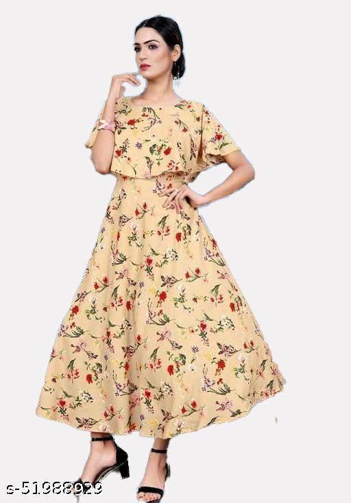 Viva's Womens Polycrepe Maxi Dress sleeveless