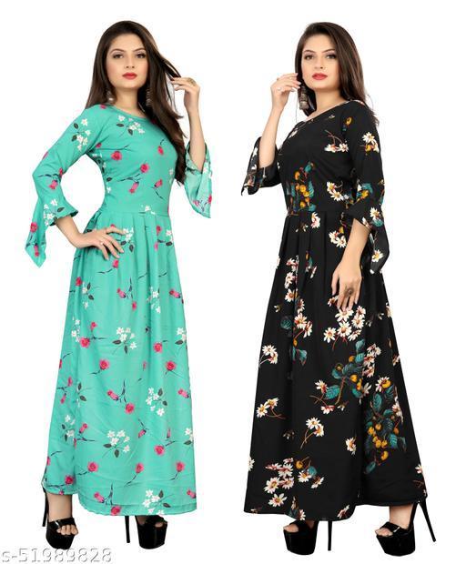 Trendy Graceful Women Gowns