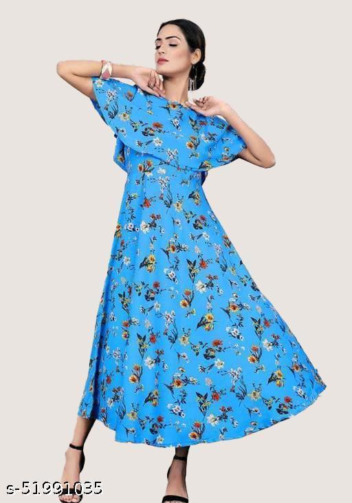 Pavi Womens Polycrepe Maxi Dress sleeveless