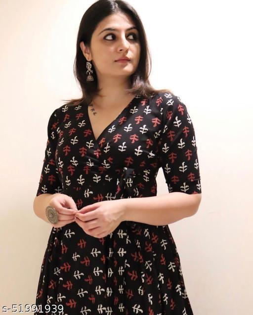 Aakarsha Alluring Kurtis