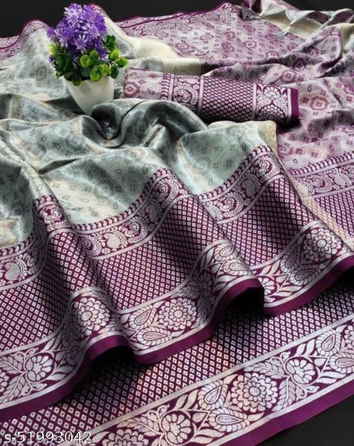 Yagna Jacquard Cotton Silk Saree