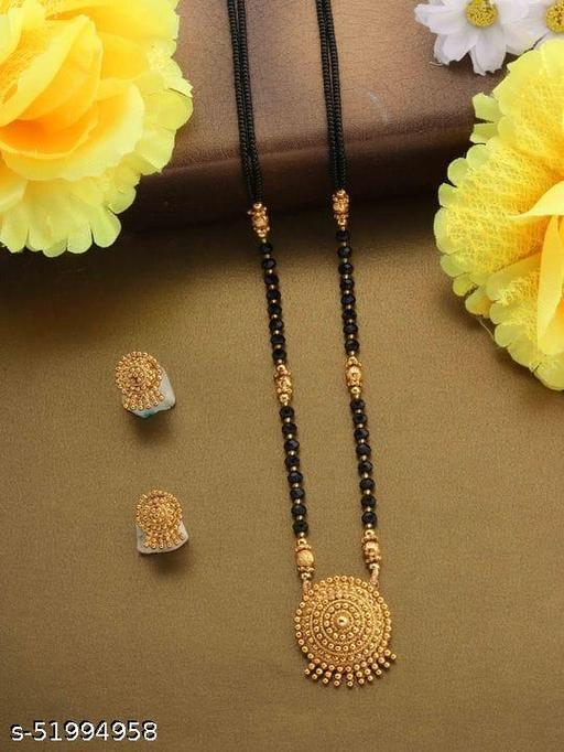 Daily Wear Mangalsutra Set