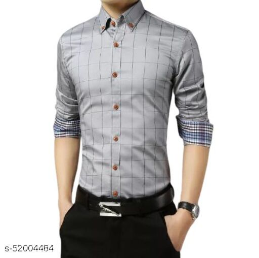 Stylish Partywear Men Shirt Fabric