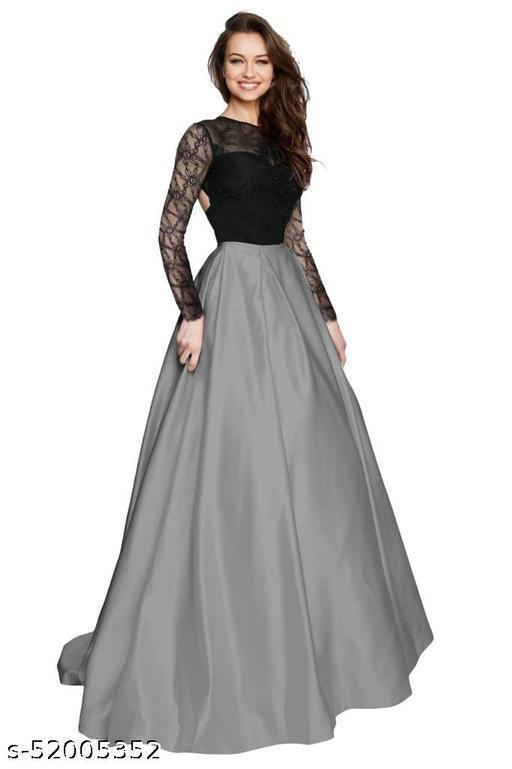 Stylish Partywear Women Gowns