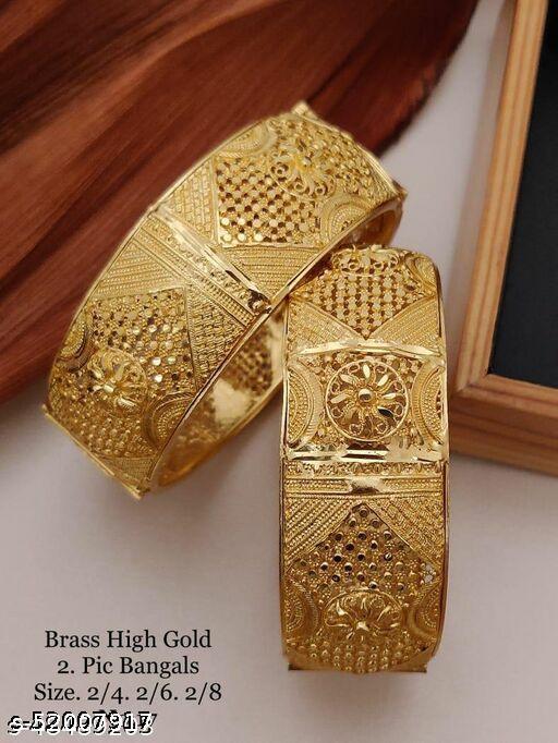 Allure Glittering Bracelet & Banglesh