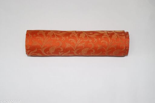 SHIVGAMI Jacquard Silk Blouse Piece