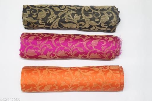 Jacquard Silk Blouse Piece