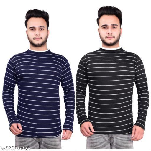 Pretty Partywear Men Sweatshirts