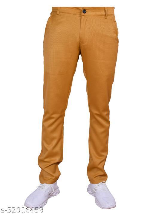 Fashionable Glamarous Men Trousers