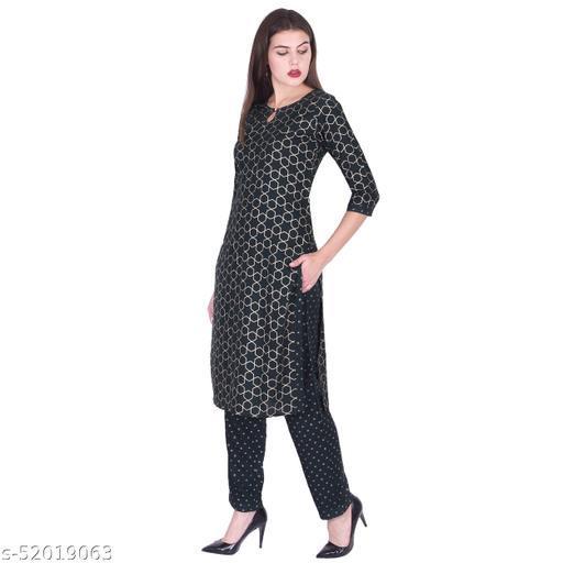 Aagam Fashionable Women Kurta Sets