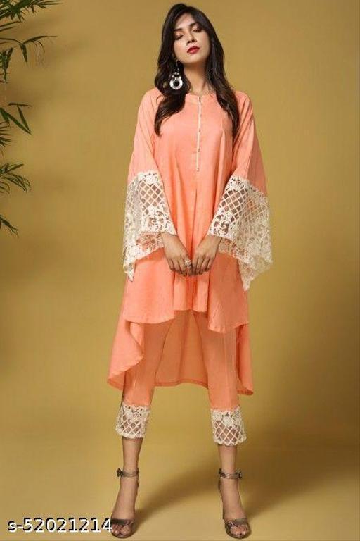 Dipu Collection Stylish Retro Women Kurtis
