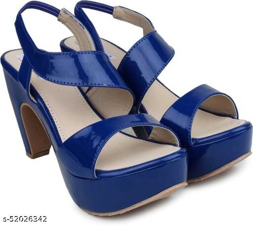 Digni girls and womens attractive trendy stylish heel sandal