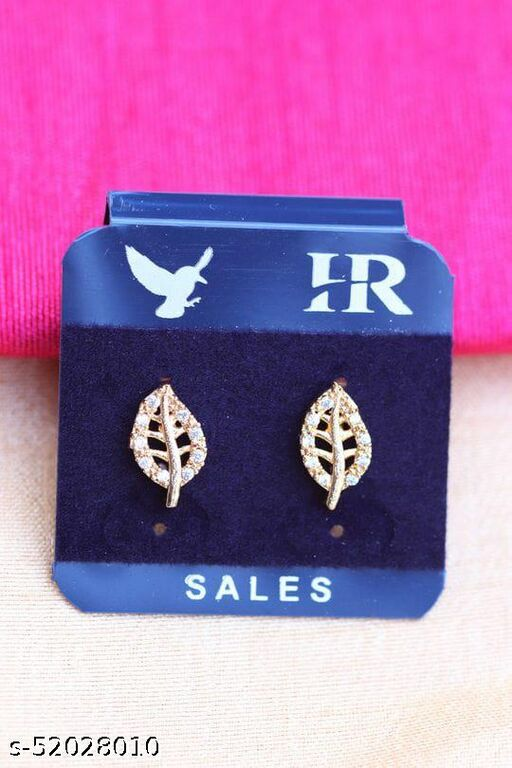 Earring & Tops Stud For Women girls Latest