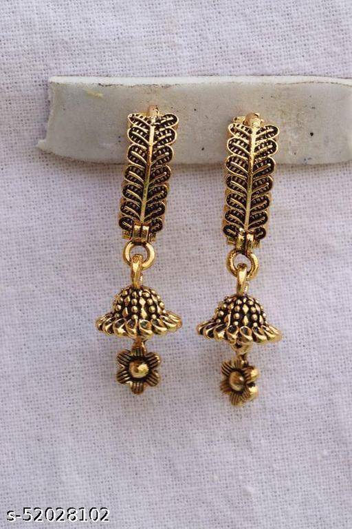 Hoop Earrings For Women girls Latest