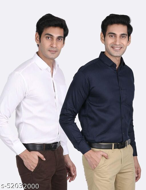 Pretty Partywear Men Shirts