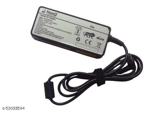 HANQ 19.5V 3.34A 65W adapter for HP 14AM005NF (Included Power Cord)