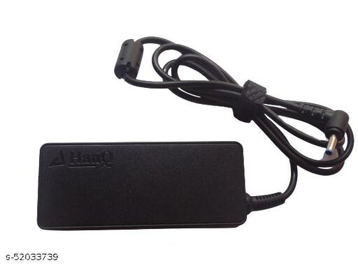 HANQ 19.5V 3.34A 65W adapter for HP 14AM029NF (Included Power Cord)