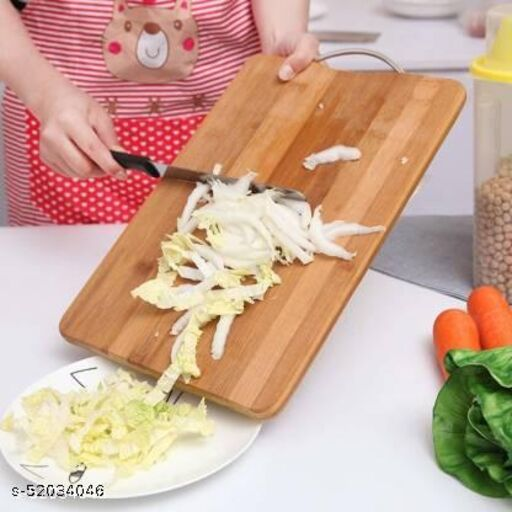 Trendy Manual chopping boards
