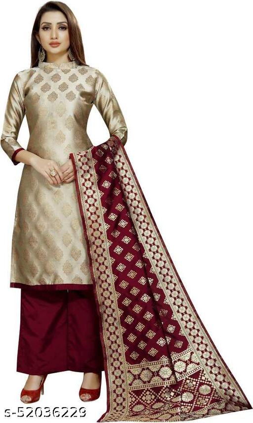 Floral Pattern suits and Dress materials