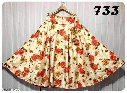 Fashionable Glamarous Women Western Skirts