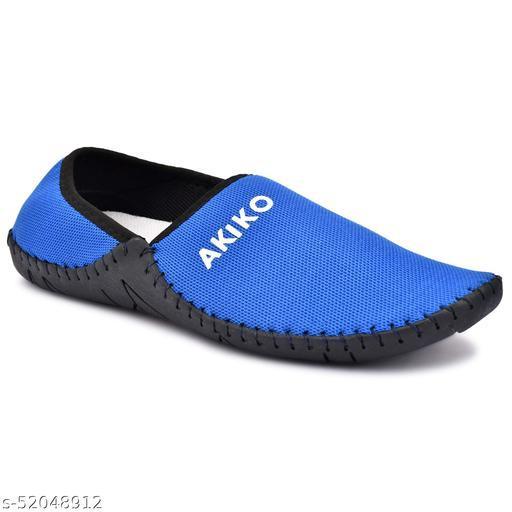 Mr men Trendy Mesh Loafers For Men, Dailywear Loafers For Men