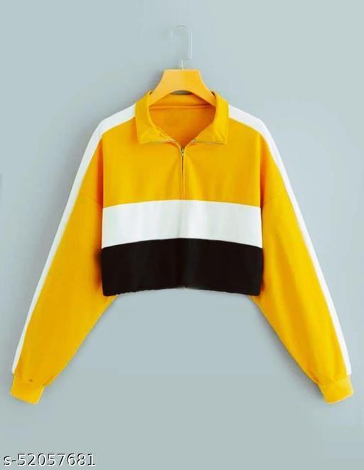 Trendy Glamorous Women Sweatshirts