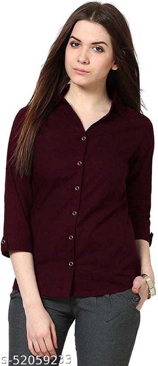Trendy Graceful Women Shirts