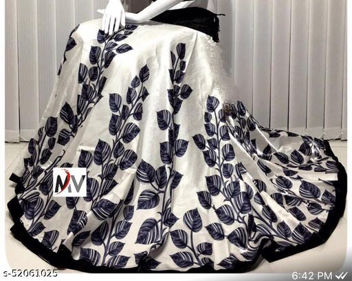 Aishani Attractive Women Ethnic Skirts