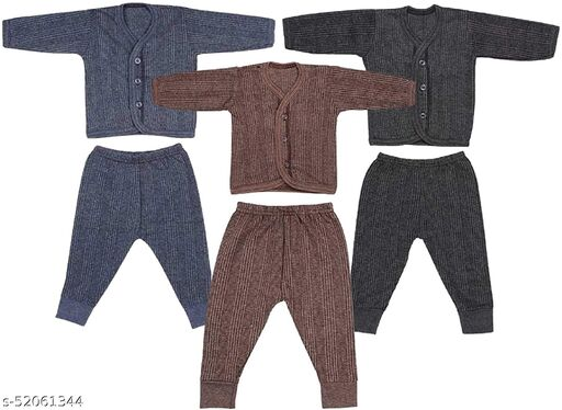 Cute Trendy Boys Thermals