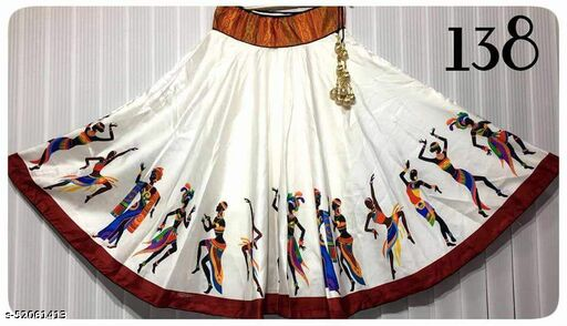 Trendy Refined Women Ethnic Skirts