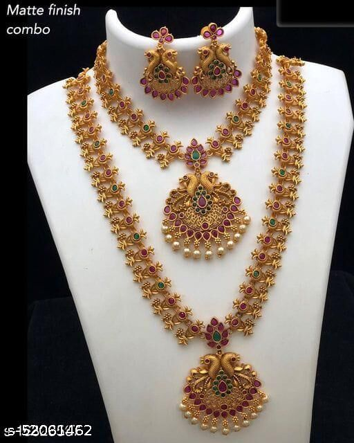 South Jewellery Set For Women