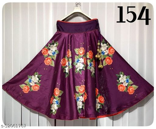 Myra Petite Women Ethnic Skirts